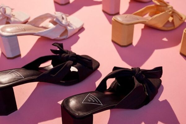 Recycled Offcuts Are Used to Make Footwear by an Australian Brand St Sana