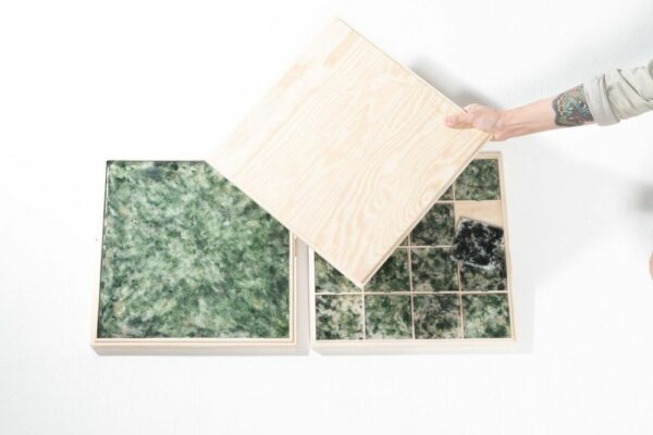 Common Sands Reused E-Waste Into Glass Tile