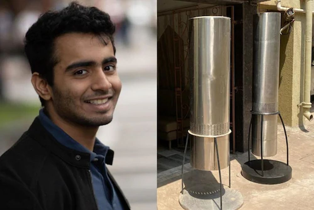Praan's MK1 to Resolve India's Problem of Air Pollution