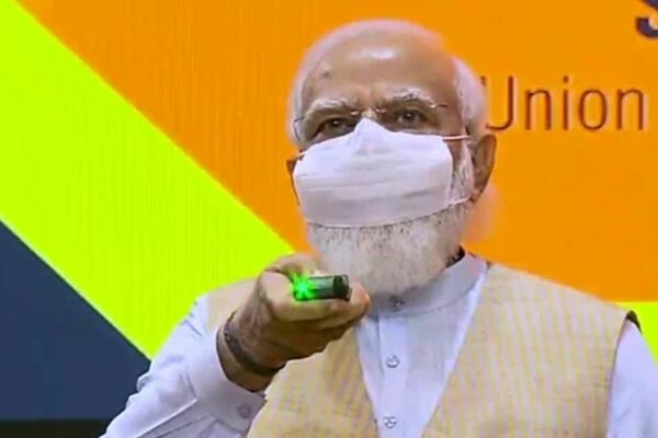 PM Modi Launches Swachh Bharat Mission-Urban 2.O to Make All Cities Garbage Free